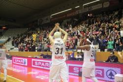 Spar Citylift Girona 89 - 62 Olympiacos