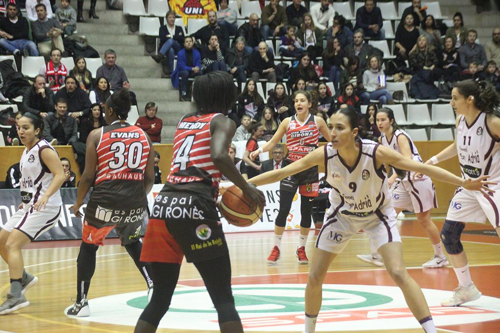Spar Citylift Girona - Snatt's Fem. Sant Adrià