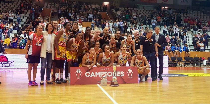 Spar Citylift Girona 89 - 63 Cadí La Seu