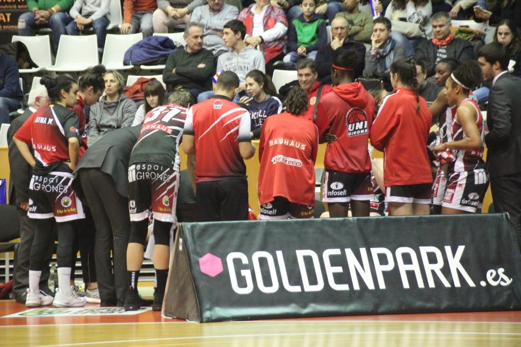 Spar Citylift Girona 72 – 49 Ensino Lugo