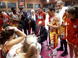 Desena victòria consecutiva davant un batallador Sant Adrià (Snatt's Femení St. Adrià 71 – 85 Spar Citylift Girona)