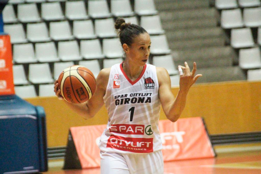 Núria Martínez. Partit Geieg - Spar Citylift Girona