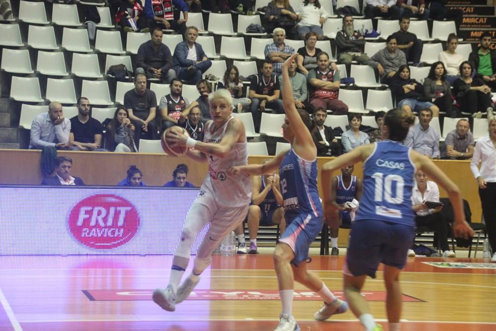 Uni Girona 78 - 47 Basket Landes