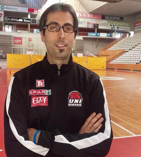 David Muñoz es converteix en el nou ajudant d'Èric Surís