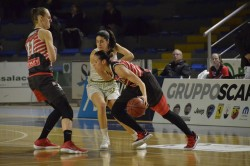 Virtus Eirene Ragusa - Spar Citylift Girona
