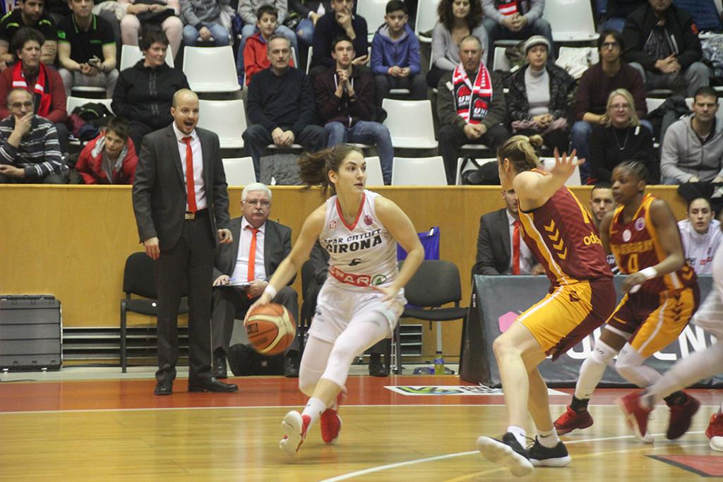 Spar Citylift Girona 67 - 72 Galatasaray