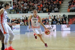 Laia Palau fitxa per l'Spar Citylift Girona