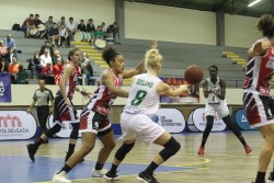 Clube Uniao Sportiva 71 - 80 Spar Citylift Girona