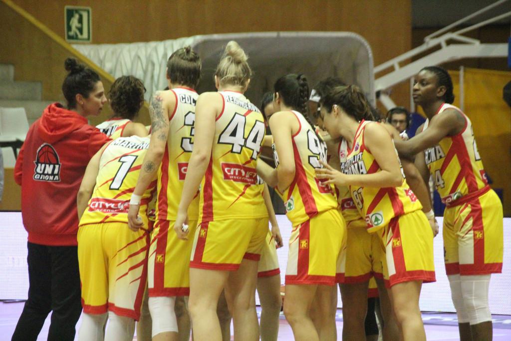 IDK Gipuzkoa 68 – 73 Spar Citylift Girona