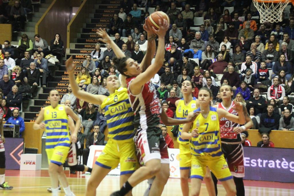 Crònica Spar Citylift Girona - Cadí La Seu
