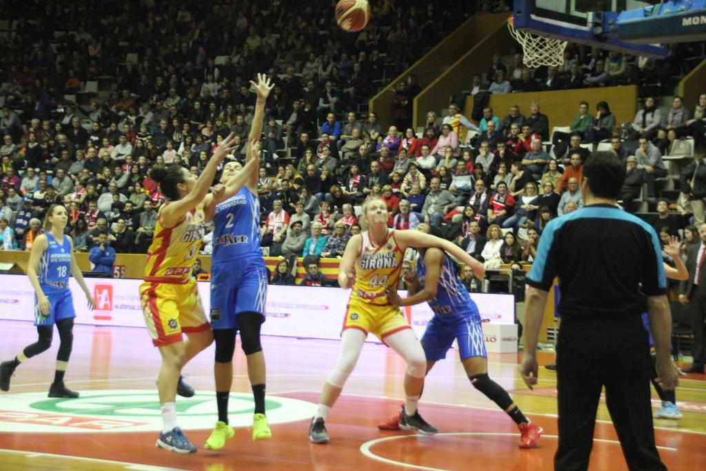 Spar Citylift Girona 80 – 73 KSC Szekszárd