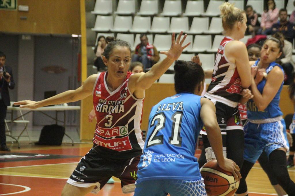 Spar Citylift Girona 72 – 51 CB Bembibre