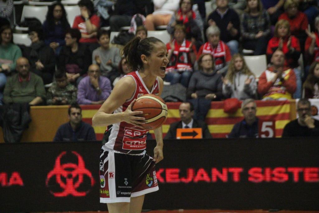 Spar Citylift Girona 69 – 48 Cadí La Seu
