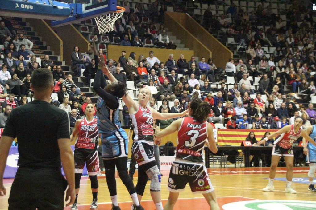 Spar Citylift Girona 64 – 67 IDK Gipuzkoa