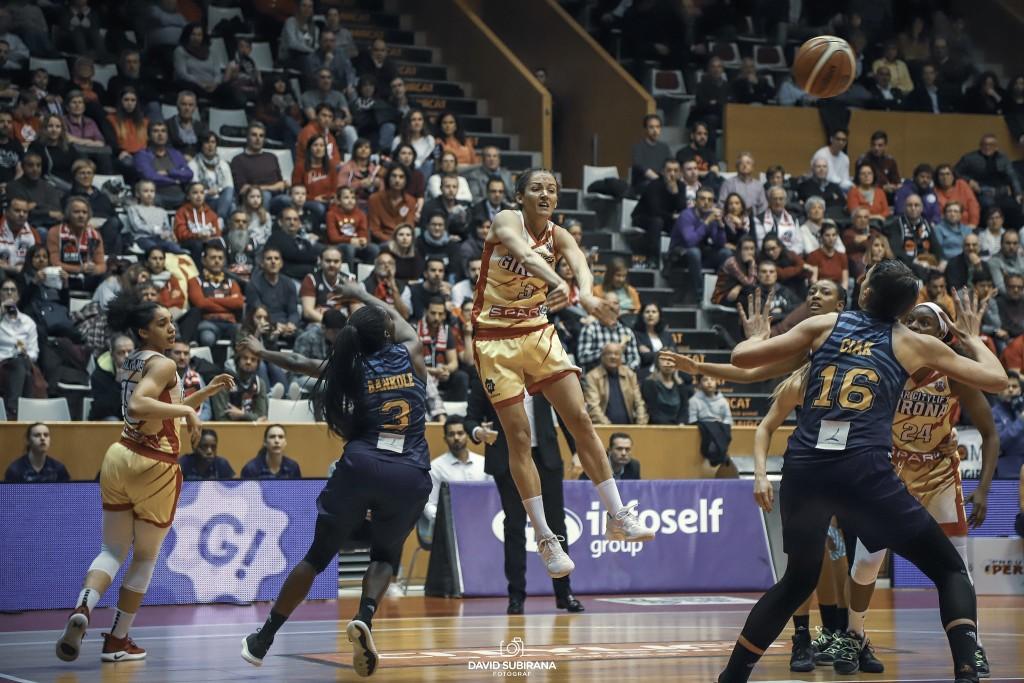 Laia Palau aconsegueix el rècord històric d'assistències en Lliga Femenina 1.