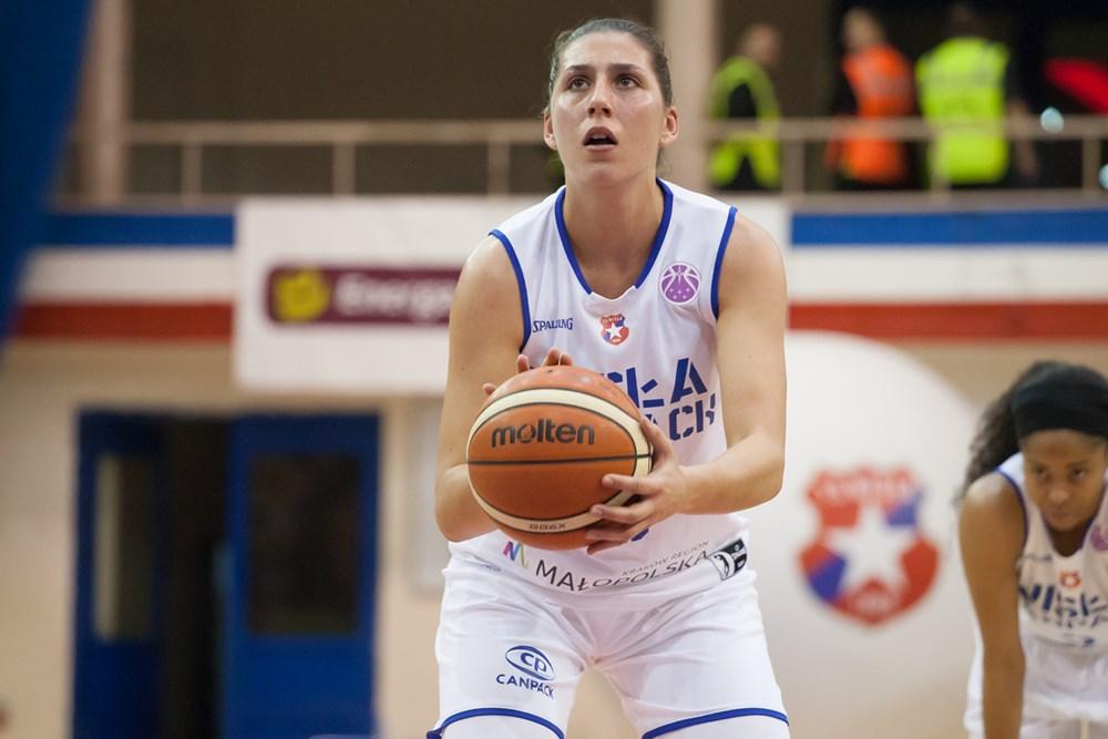 María Araújo, primer fitxatge de l'Spar Citylift Girona 2019-2020