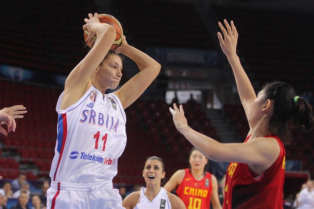Tijana Ajdukovic ficha por el Spar CITYLIFT Girona