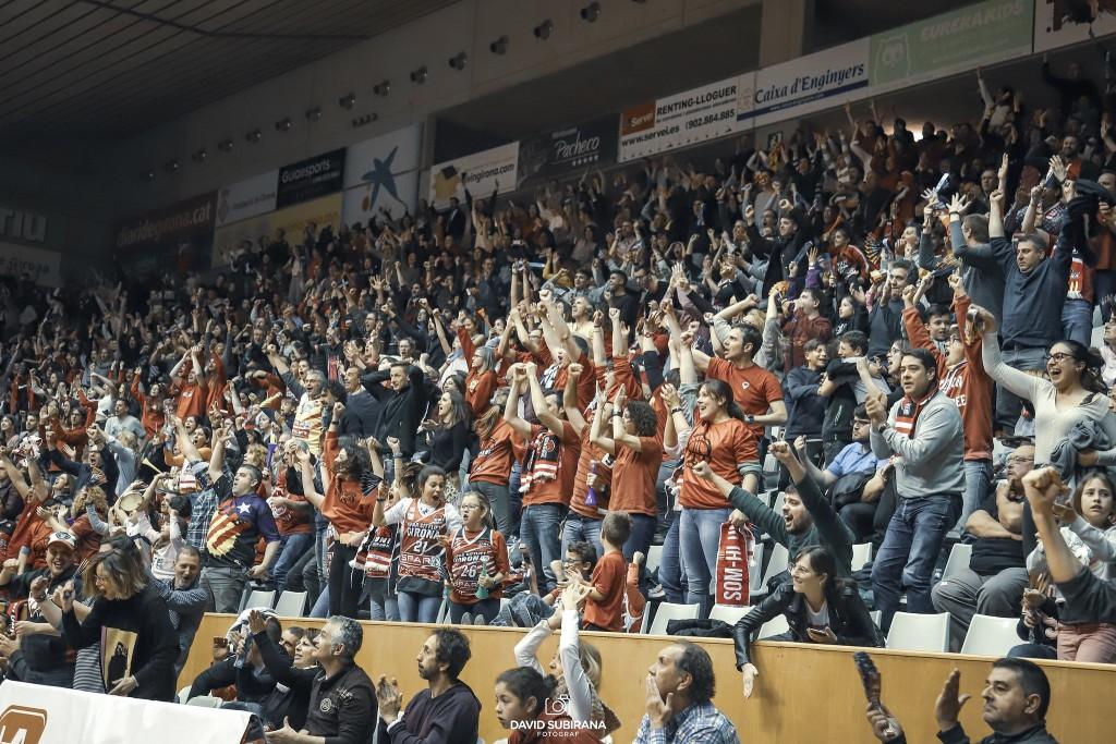 L'Spar Citylift Girona sabrà demà els seus rivals a l'Euroleague 2019-2020