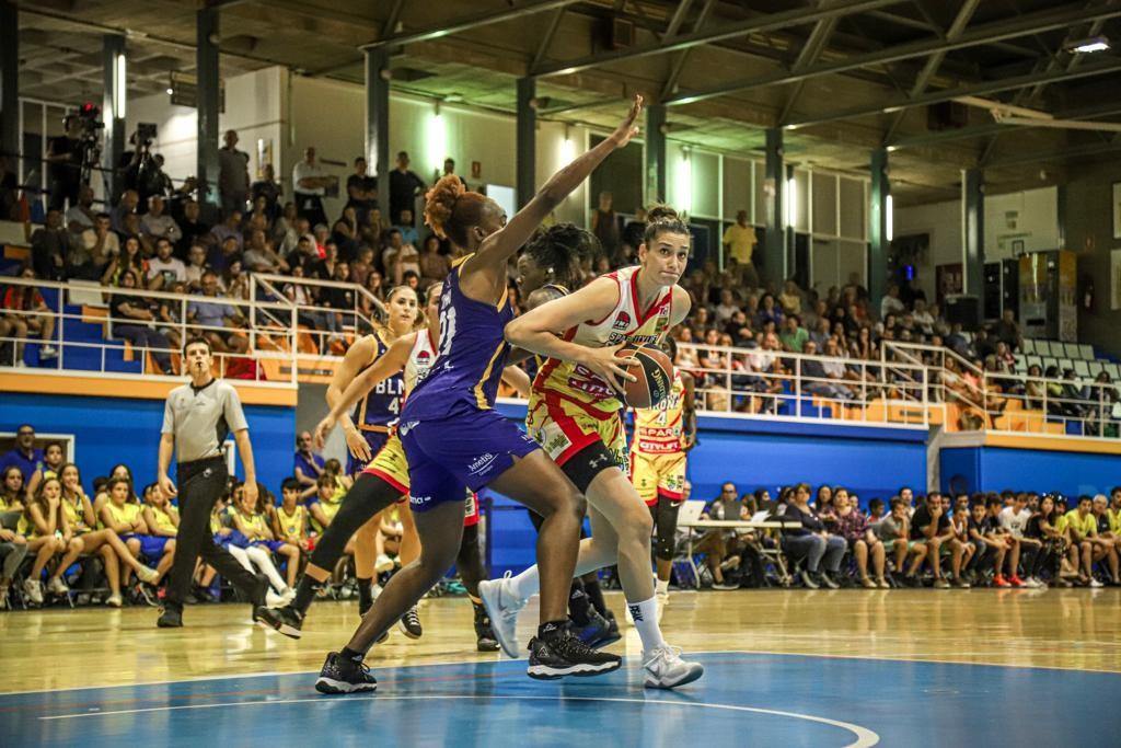 Spar Citylift Girona 48 – 39 BLMA
