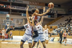 Spar Citylift Girona 65 – 68 Lointek Gernika Bizaka