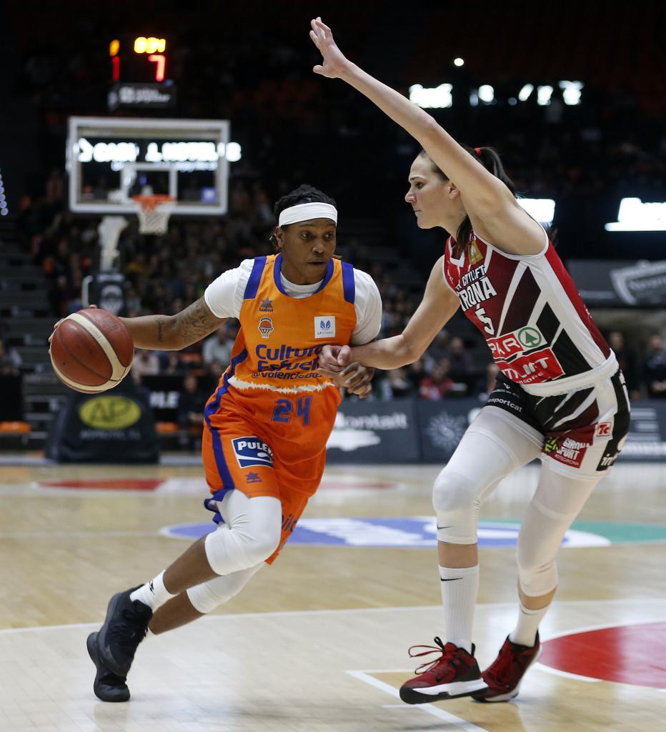Valencia Basket 62 – 73 Spar Citylift Girona