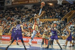 Spar Citylift Girona 57 - 62 Fenerbahçe