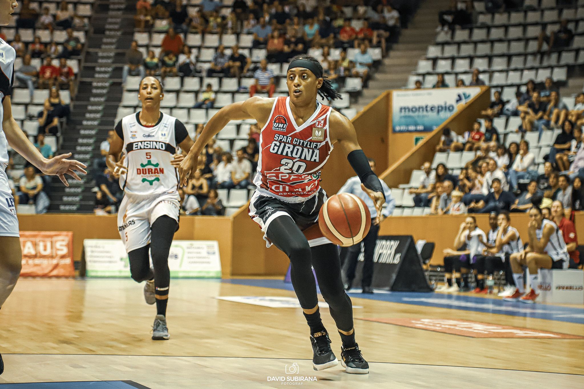 Brittney Sykes deixa de ser jugadora de l'Spar Citylift Girona