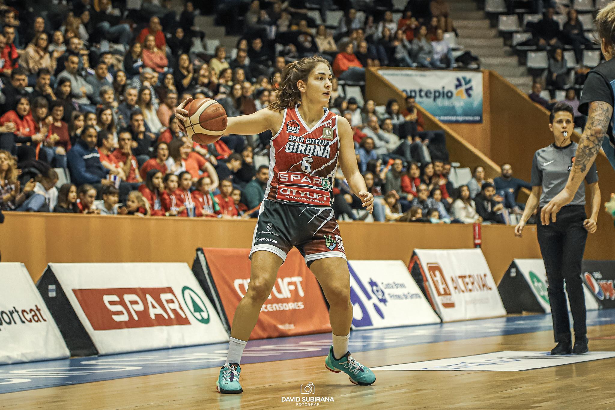 Rosó Buch deixa de ser jugadora de l'Spar Citylift Girona