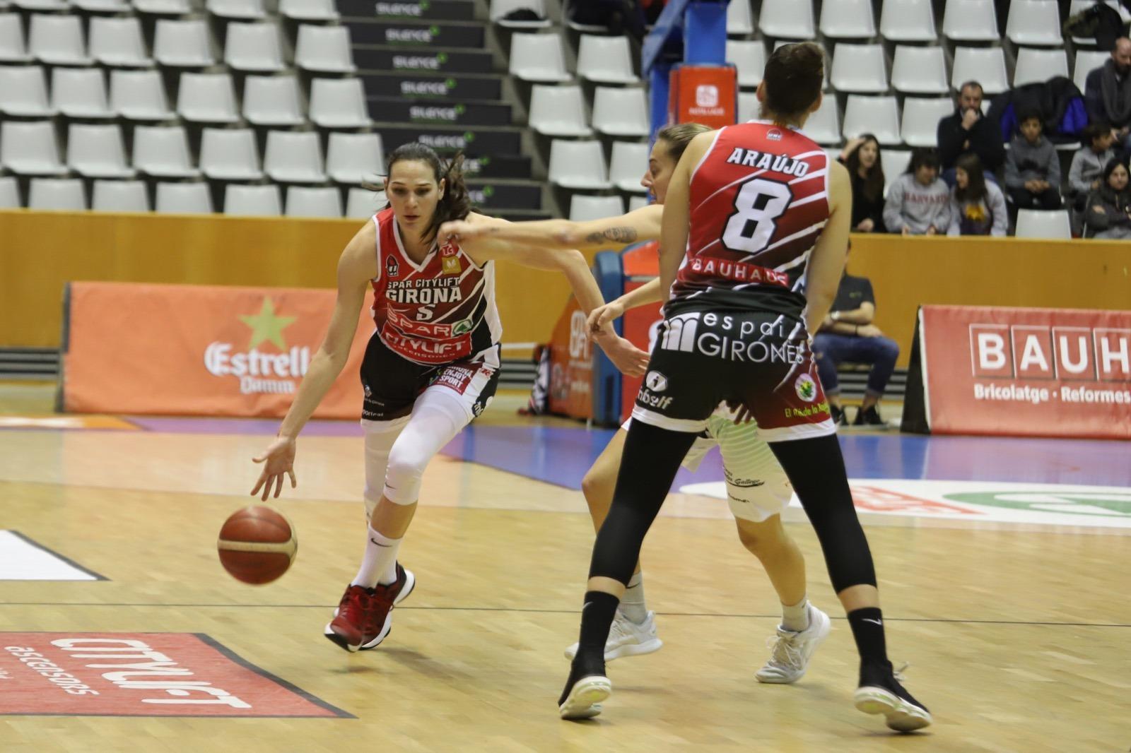 Spar Citylift Girona 61 - 48 Quesos El Pastor